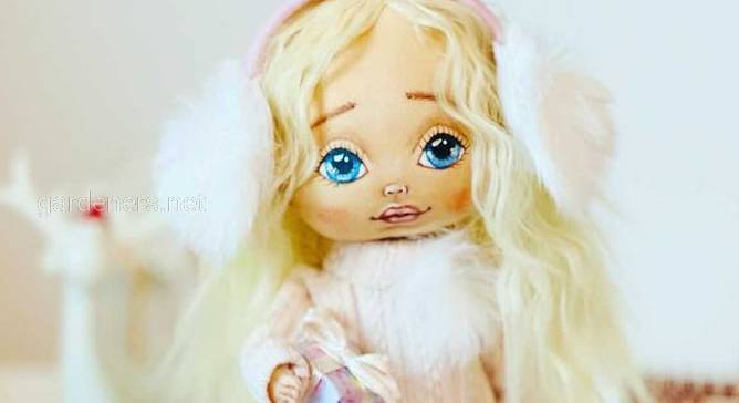 Мастерская по созданию кукол ручной работы