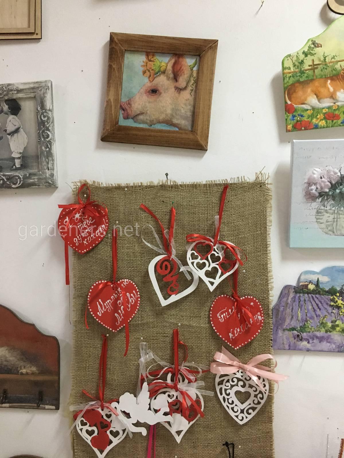 Handmade Валентинки