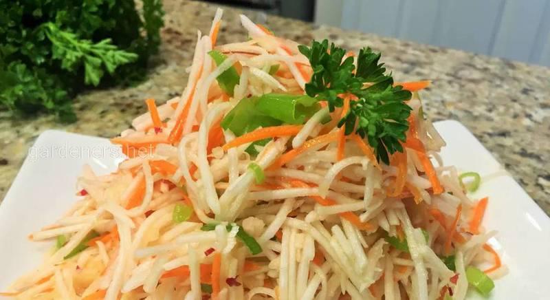 Рецепт салат из капусты