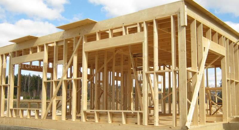 Как построить каркасный дом: подробный план действий