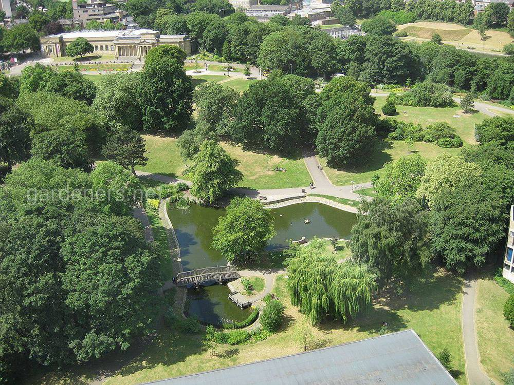 Уэстон Парк в Стаффордшире