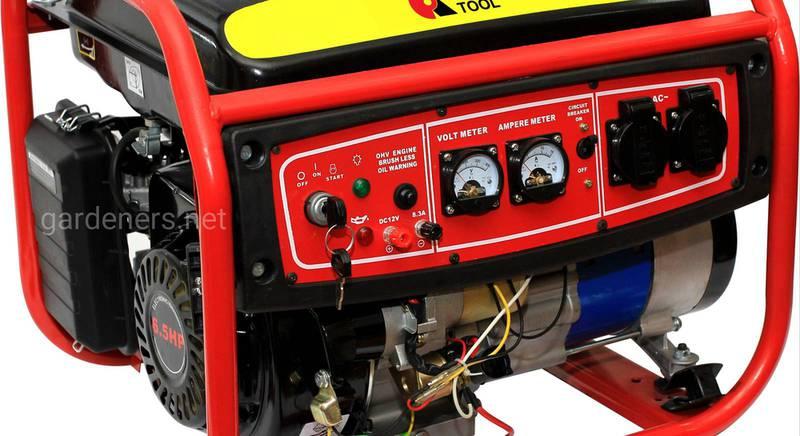 Вибір бензоелектрогенератора: поради та секрети