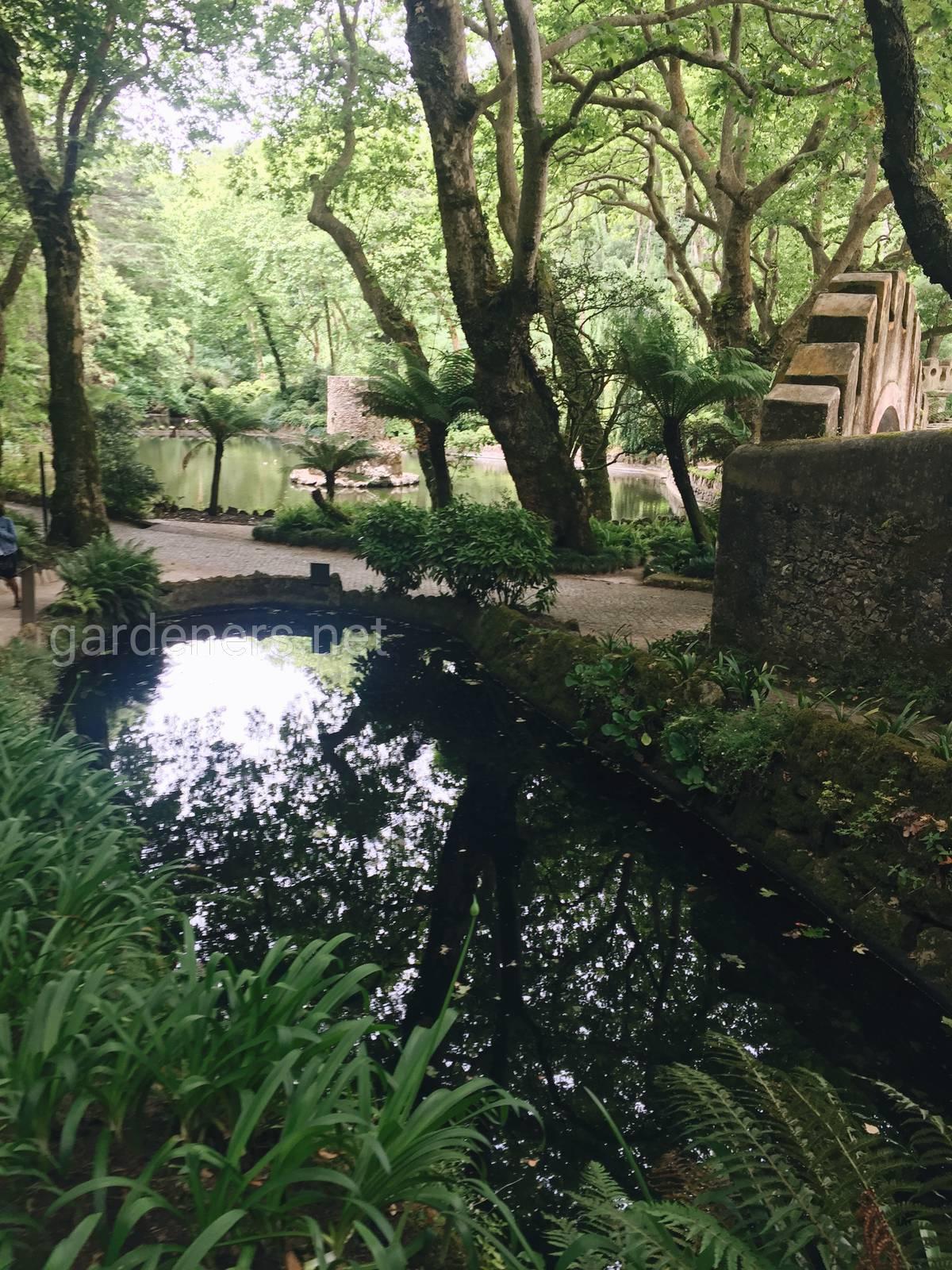 Парк в Синтре
