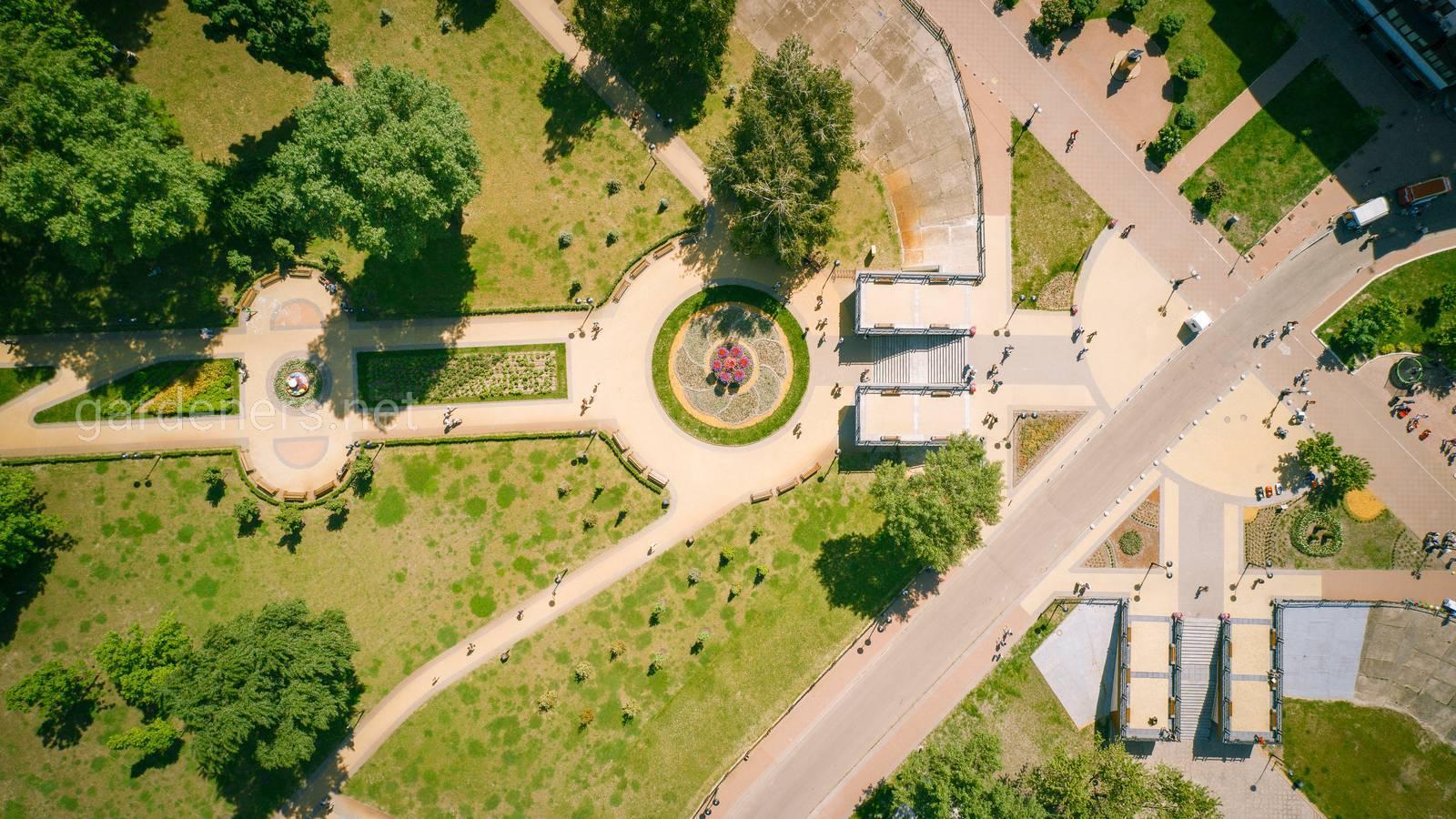 Парк Наталка, Оболонь, Киев