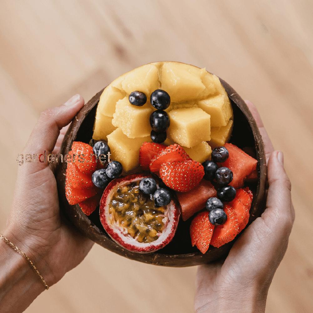 Пиала из кокоса - это посуда созданная самой Природой