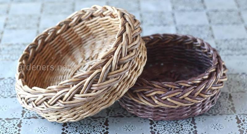 Плетіння з газет - дешеве, цікаве і корисне хобі