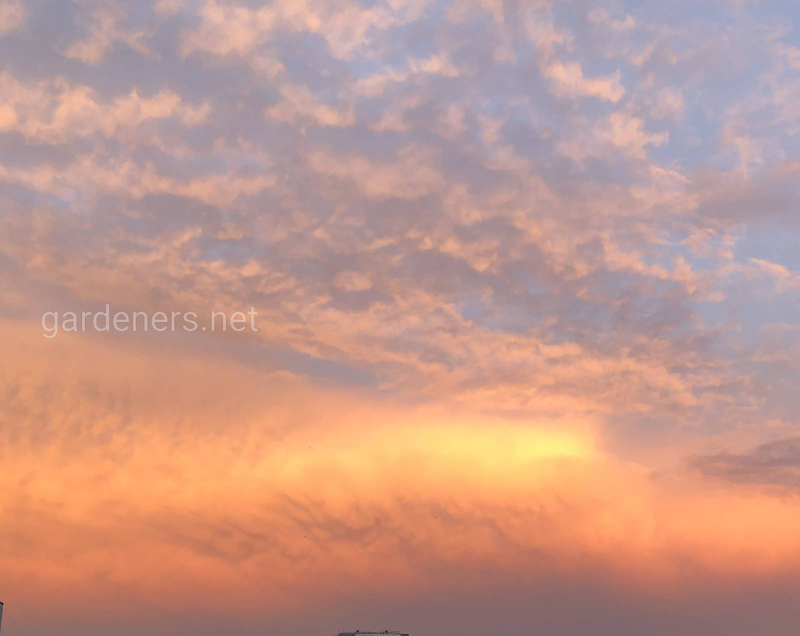 Киевский закат
