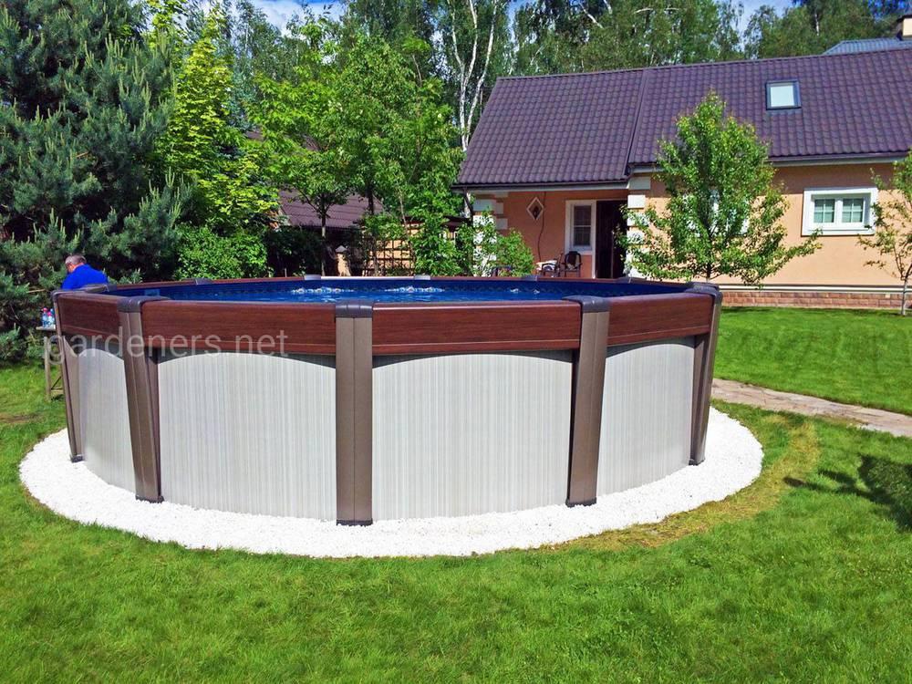 Предложения наземных бассейнов