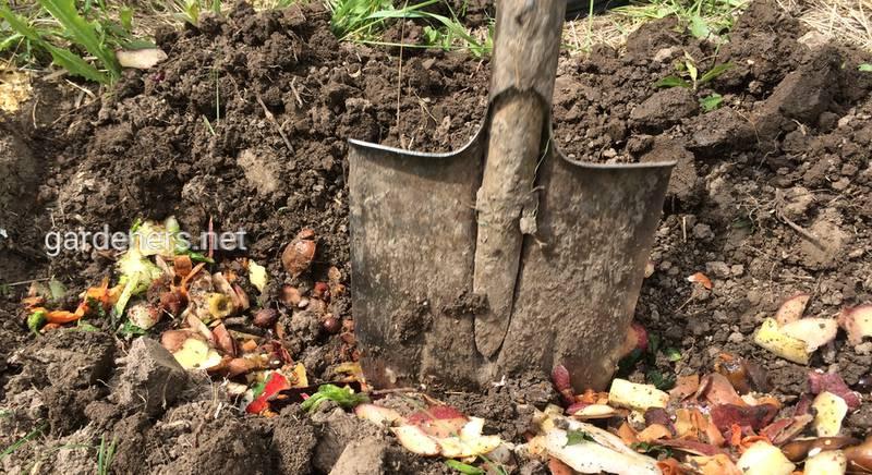 Як зберегти місце компостування за зиму?