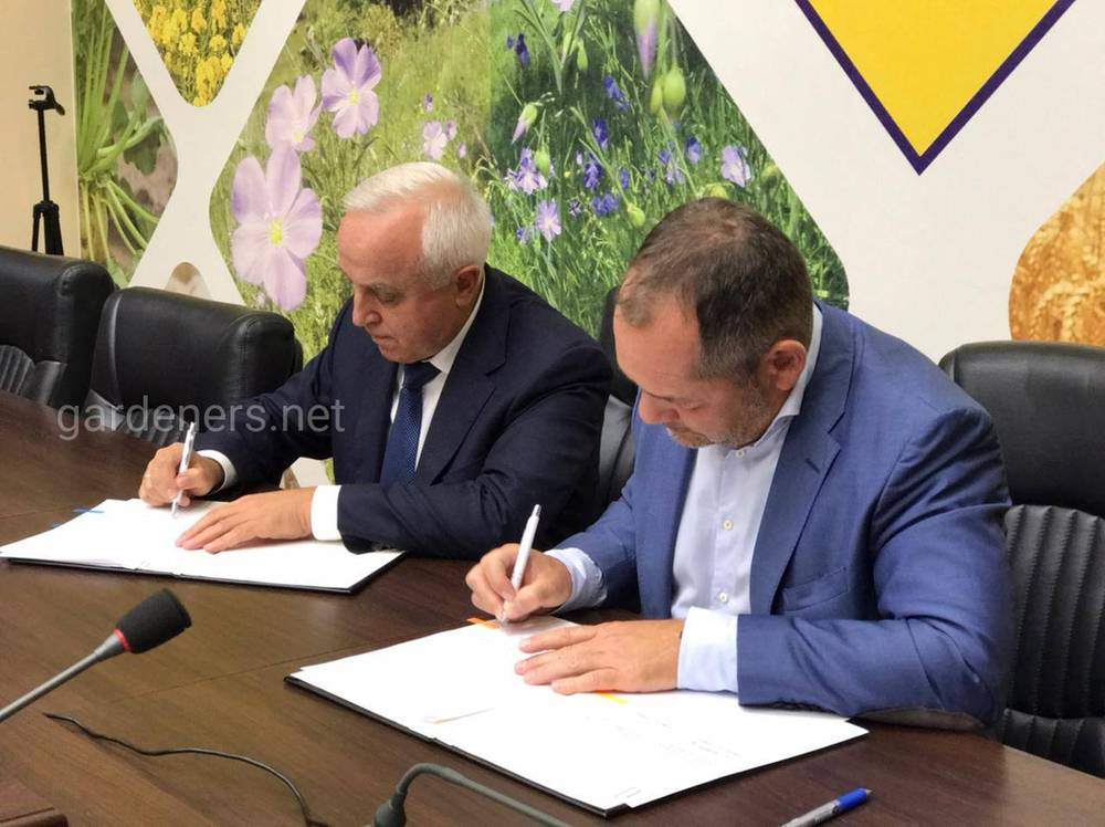 Учасники підписали Меморандум