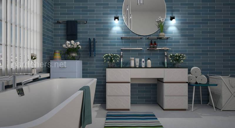 Створюємо дизайн ванної кімнати