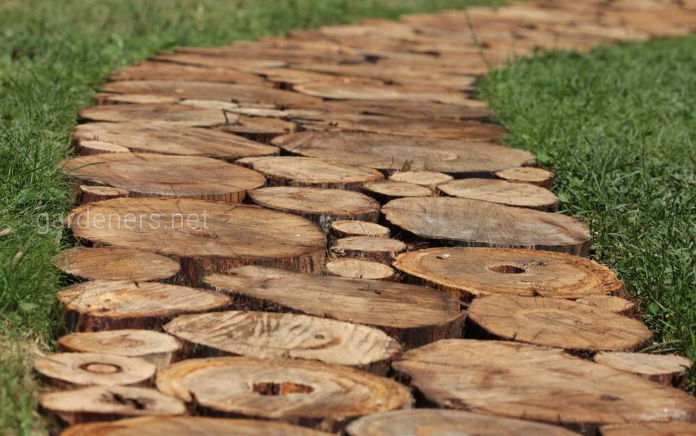 Древесные кругляши
