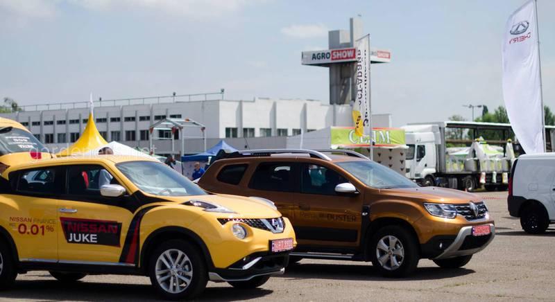 В Черкасах відбудеться наймасштабніша авто-виставка