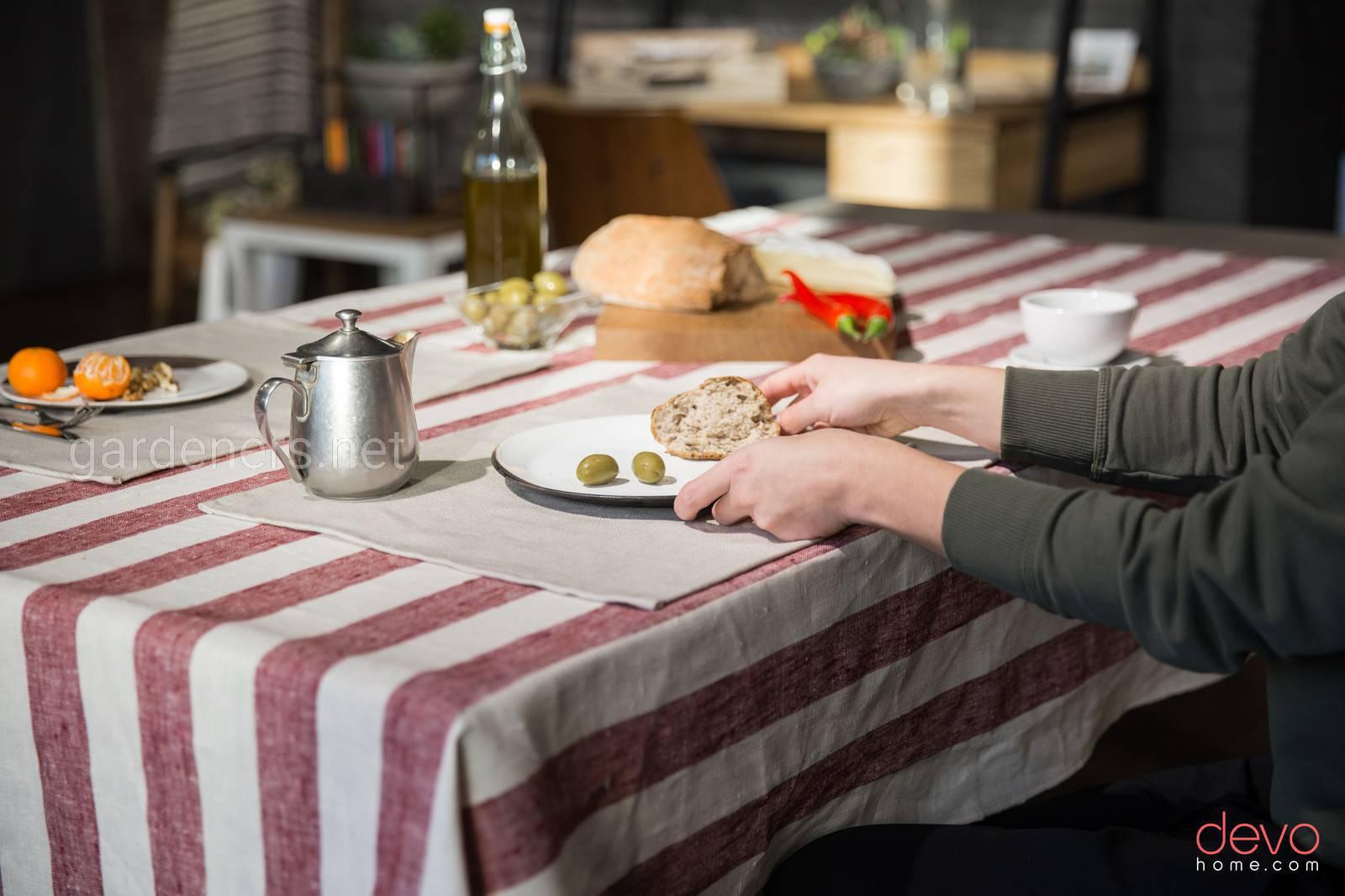 Кухонный текстиль от DevoHome