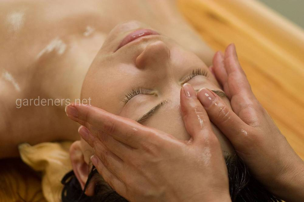 Абхьянга массаж