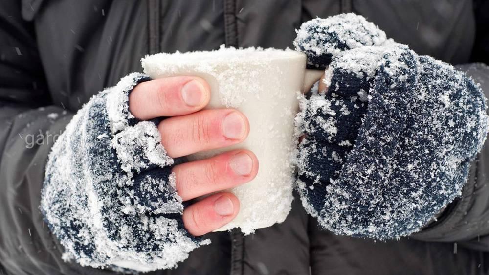 Зимние опасности