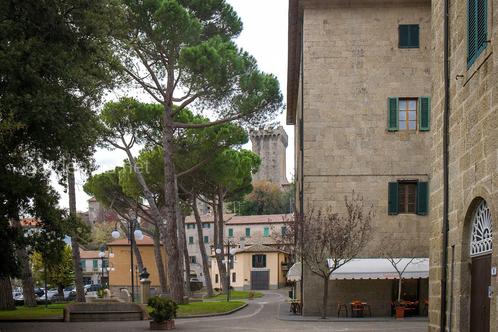 Арчидоссо, Тоскана