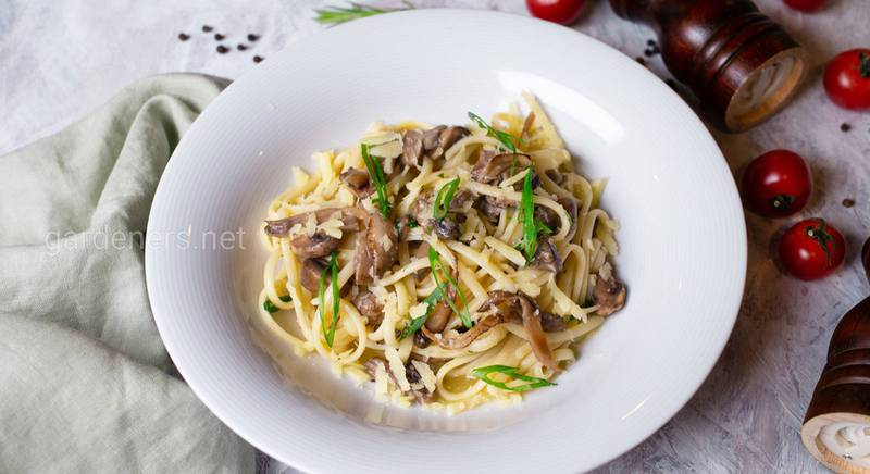 Итальянская паста лингвини: особенности приготовления