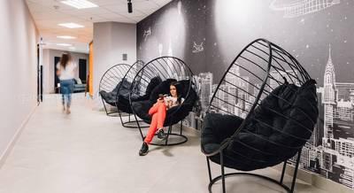 Кресло-мешок, Бескаркасная мебель.jpg
