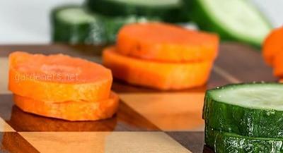 Как приготовить салат огурцы по-корейски на зиму