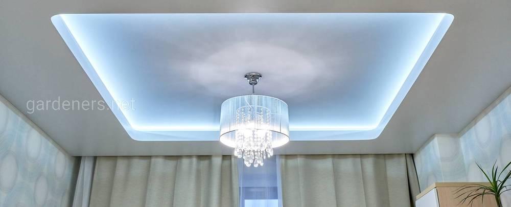 Светодиодные ленты для потолка