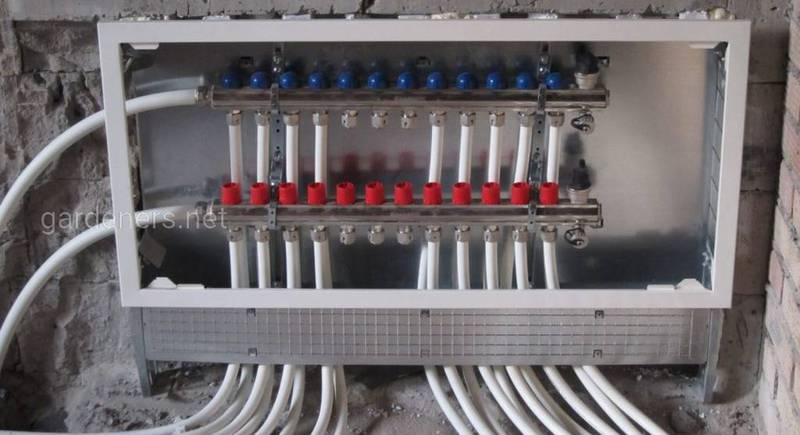 Как правильно провести монтаж системы отопления из пластика