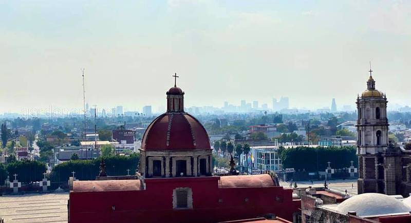 Уникальный город Мехико