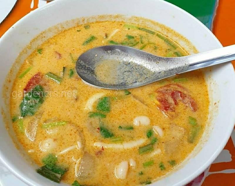 Чесночный суп-пюре со сливками и сыром. Рецепт