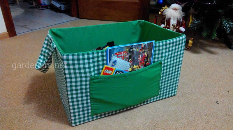 Ящик для Лего