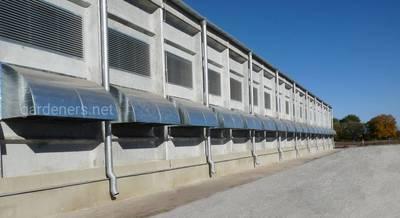 Вентиляционное оборудование для овощехранилище