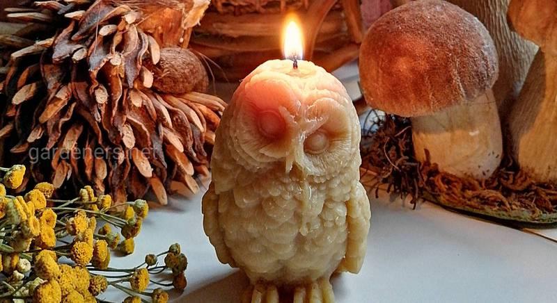 Волшебная мастерская свечей