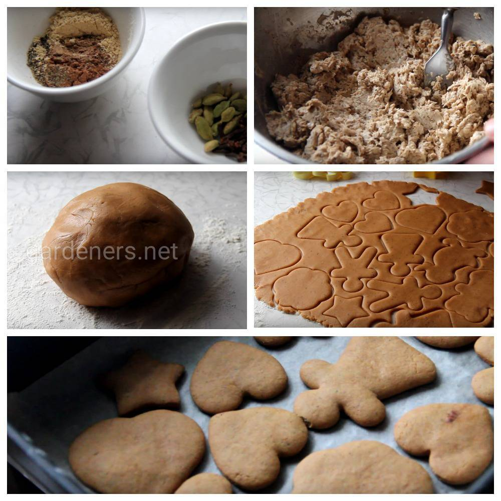 Рецепт печенья Пипаркукас