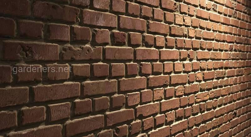 3 лучших способа имитации кирпичной стены