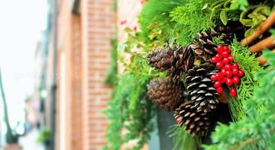 ТОП-9 украшений, которые преобразят дачу к наступлению Рождества
