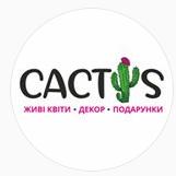 Студія квітів та декору Cactus