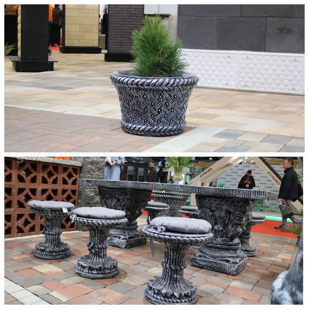 Производство высококачественных бетонных изделий