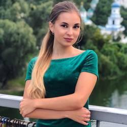 Екатерина Охрименко