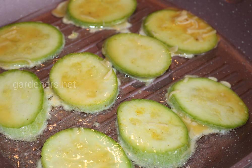 готовим кабачки