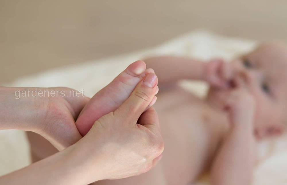 Шантала массаж