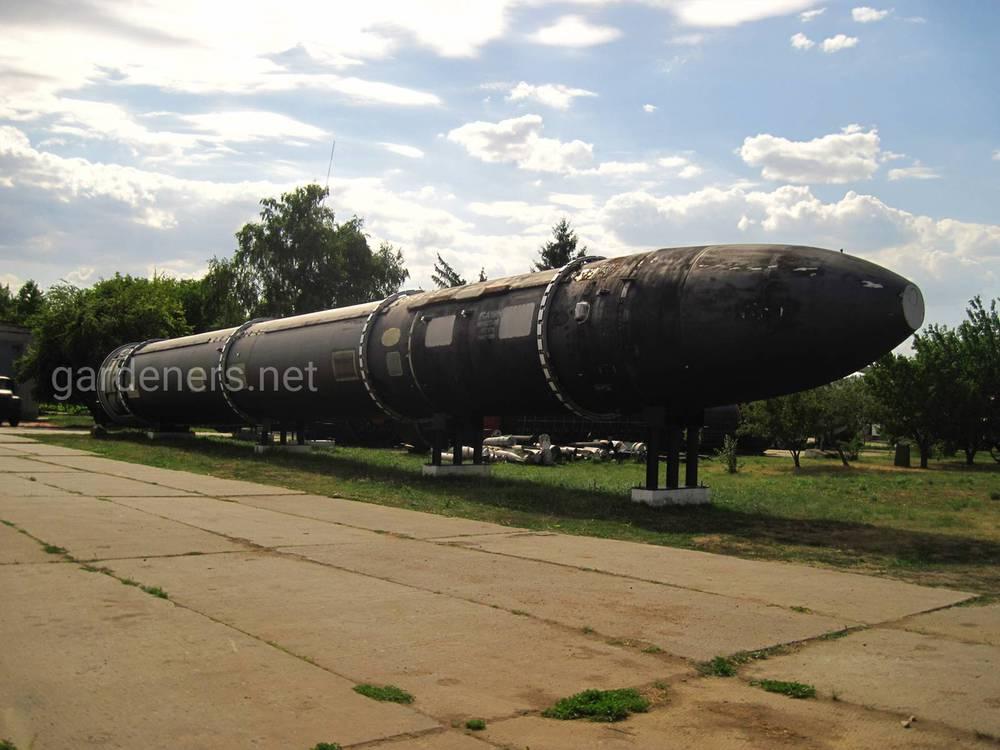 Музей стратегических ракетных сил