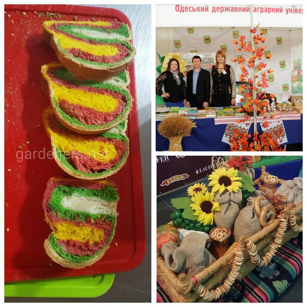 Одеський державний аграрний університет виставка агро-сфера.