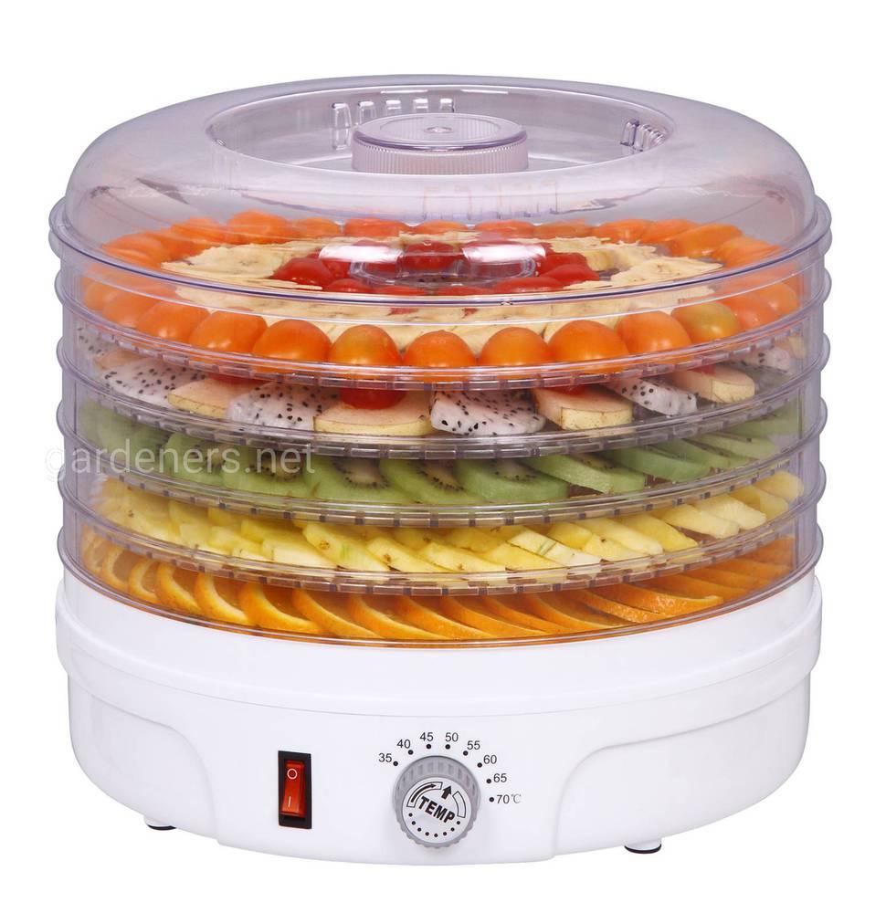Сушарка для овочів і фруктів