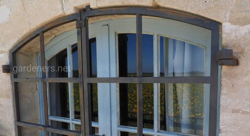 Кошики і решітки на вікна без балконів: для краси та користі