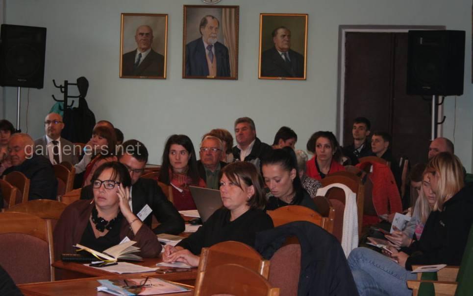 Таїровські читання з нагоди 100-річчя Національної академії аграрних наук України