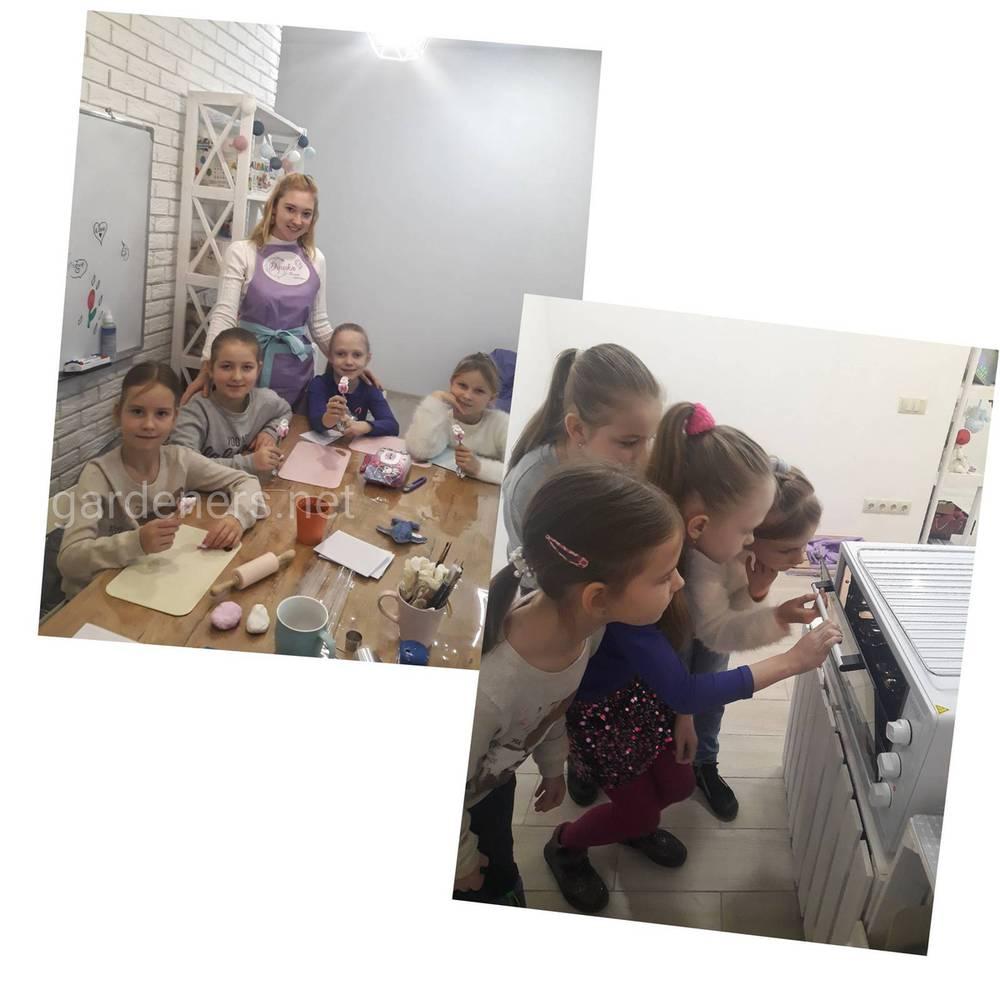 мастер клас-полимерная глина Киев