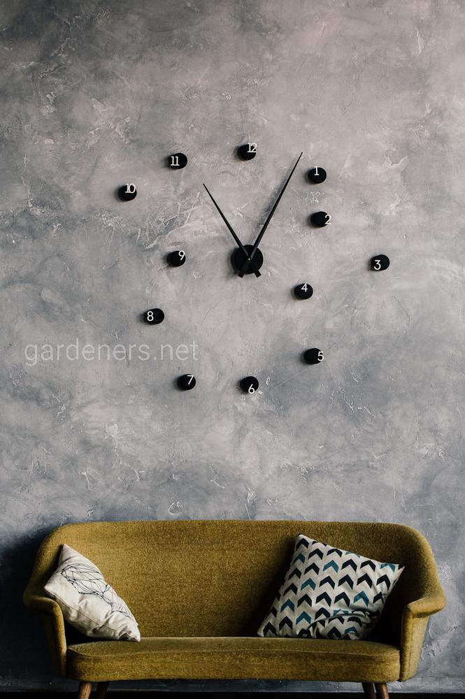 Графические часы