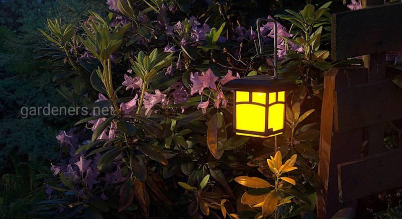 Виды садового освещения. Как выбрать удачное дачное освещение?