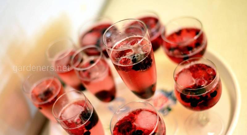 До святкового столу — 24 чудових рецептів коктейлів з шампанським