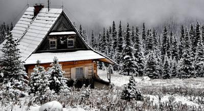 готовим дачный домик к зиме