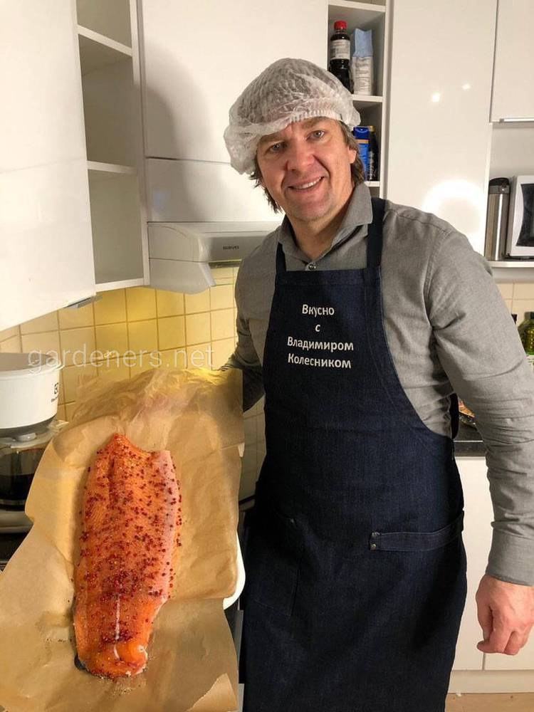 Кулинарные рецепты и авторская кухня